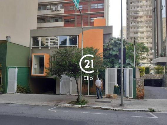 Casa Para Alugar, 450 M² Por R$ 45.000,00/mês - Cerqueira César - São Paulo/sp - Ca0986