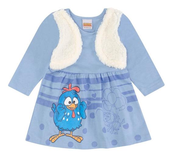 Vestido De Bebe Galinha Pintadinha Aniversário, Roupa Bebe