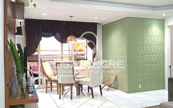 Apartamento Com 2 Dorms, Vacchi, Sapucaia Do Sul - R$ 290 Mil, Cod: 1417816 - V1417816