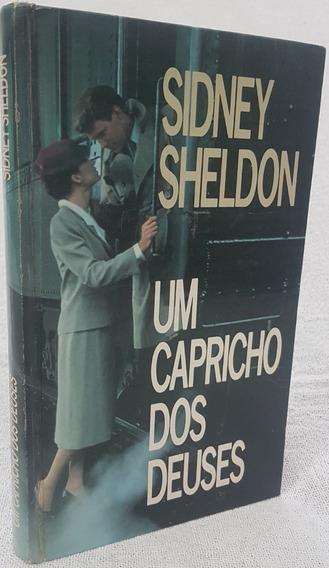 Livro: Um Capricho Dos Deuses Sidney Sheldon Br