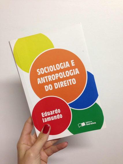 Livro Sociologia E Antropologia Do Direito