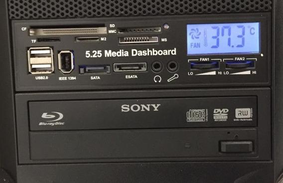 Gravador Blu-ray Sony Muito Novo Drive Com Cabo Sata