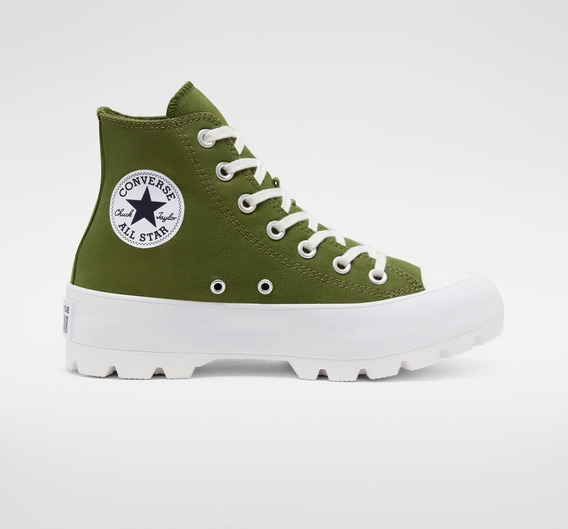 Tenis Converse Chuck Taylor All Star Lugged Seasonal Mujer