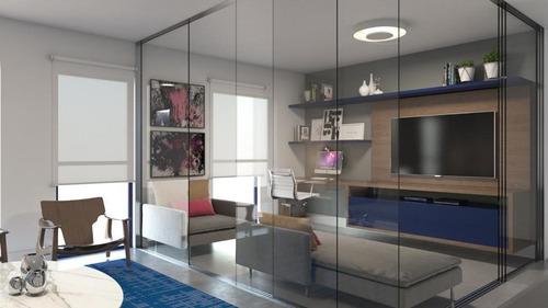 Imagem 1 de 9 de Apartamento Em São Paulo - Sp - St0001_elso