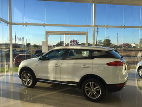 Geely Emgrand X7sport Executive A/t 2.4 4wd - Andina Geely