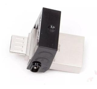 Pen Drive 16gb Kingston Dual Otg Micro Usb 3.0 Celular Duo