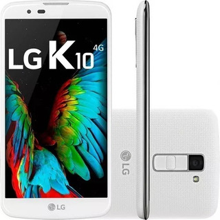 Celular Lg K10 16gb Branco