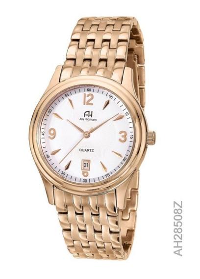 Relógio Ana Hickmann Original De Fábrica, Feminino, Ah28508z