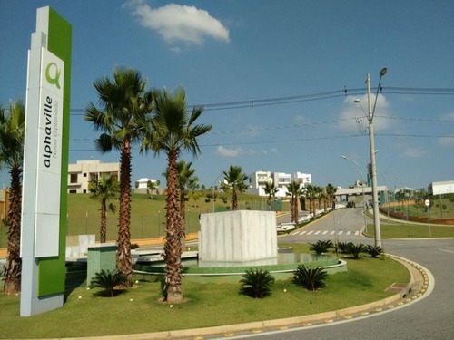 Imagem 1 de 1 de Terreno À Venda, 532 M² Por R$ 370.000 - Alphaville Nova Esplanada I - Votorantim/sp, Próximo Ao Shopping Iguatemi. - Te0002 - 67639622