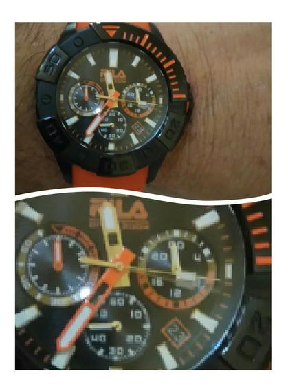 Relógio De Mergulho Marca Fila 200 M Profissional