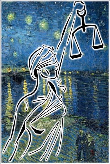 Poster 60x90cm Justiça Direito Advocacia Enfeite Para Casa