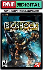 Bioshock - Pc - Em Português - Envio Digital