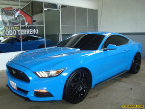 Ford Mustang - Automática
