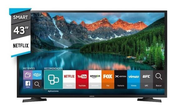 Smart Tv Samsung 43 Full Hd 43j5290 Netflix Smart View