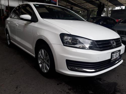 Imagen 1 de 15 de Volkswagen Vento 2020 1.6 Confortline At