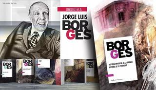 Biblioteca Jorge Luis Borges - La Nación