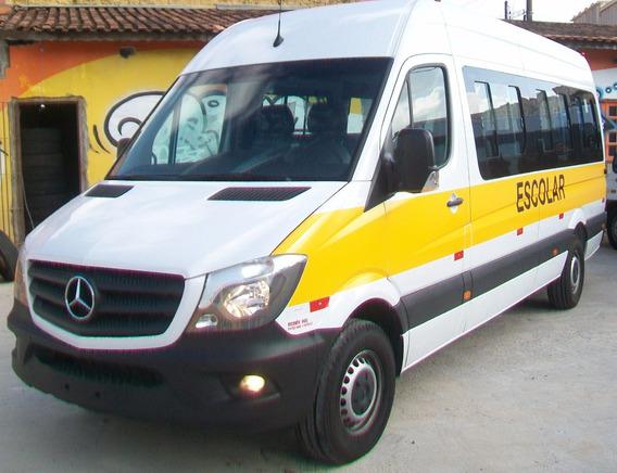 Sprinter 415 Modelo Novo 0km 2019/2019 Escolar 28 Lug.