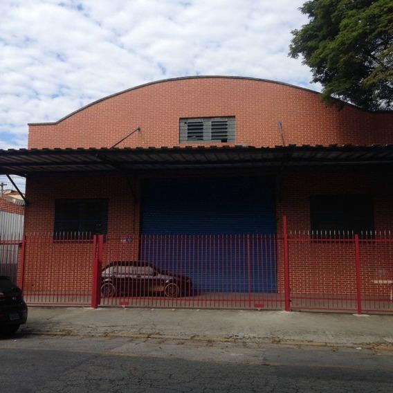Galpão Comercial Na Vila Guilherme - Mi72712