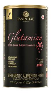 Glutamina (600g) - Essential Nutrition
