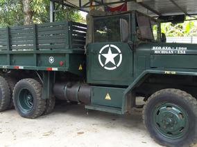 Caminhão Militar Reo 6x6 Diesel Mwm 229