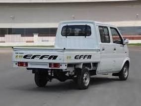 Effa K02 Picape 1.0 Cab. Dupla 4p - Zero Km.