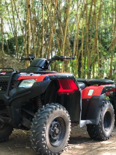 Imagem 1 de 7 de Honda Trx 420 Fourtrax