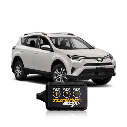 Tune Pedal Chip De Aceleración Toyota Rav4 2018