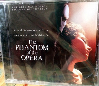 The Phantom Of The Opera - Banda De Sonido Cd Cerrado