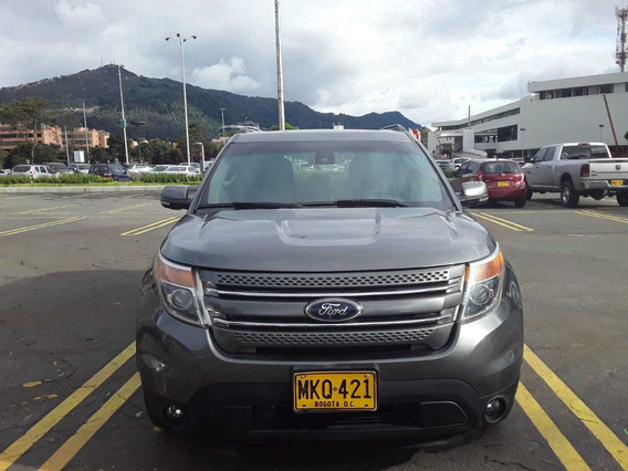 Ford Explorer Limited 4x4 7 Puestos