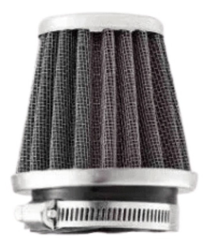 Imagem 1 de 5 de Filtro De Ar Esportivo 50mm Cbx250 Cbx 250 Cbx-250 Twister