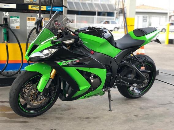 Kawasaki Ninja Zx10r - Oportunidade (pneu Novo)
