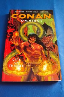 Conan 2. Omnibus. City Of Thieves. Dark Horse