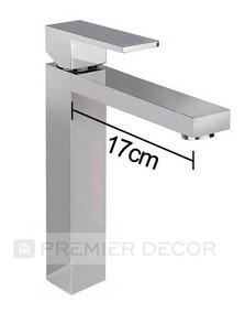 Torneira Misturador Monocomando Banheiro Presence Bica Alta