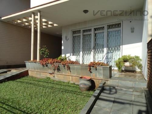 Casa Residencial À Venda, Centro, Piracicaba - Ca0106. - Ca0106