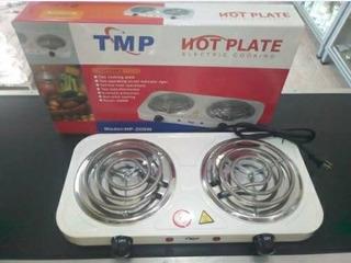Cocina Electrica 2 Hornillas. Tmp. 2000w