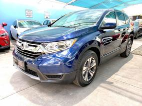 Honda Cr-v 2.4 Ex, Un Dueño, Servicios Agencia, Impecable