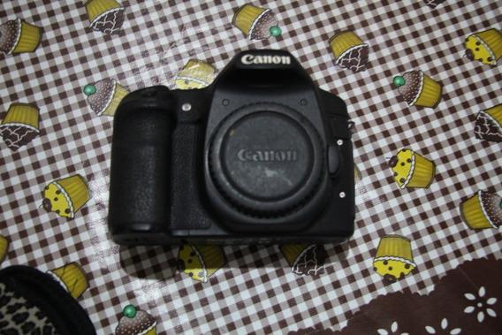 Câmera Canon Eos 50d Com Lente 18-55mm