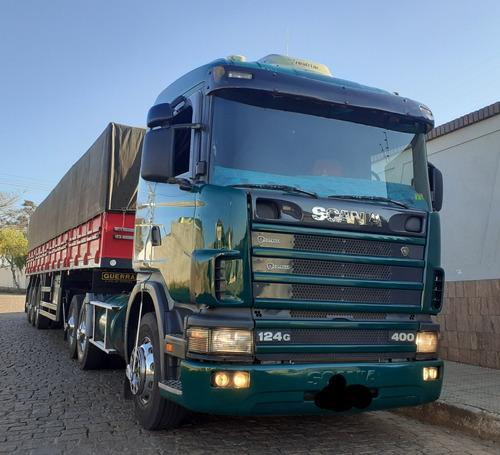Imagem 1 de 11 de Scania 124 G400