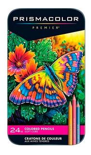 Prismacolor Premier 24 Colores Profesionales Alta Calidad