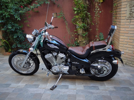 Honda Shadow Vt 600 Custom