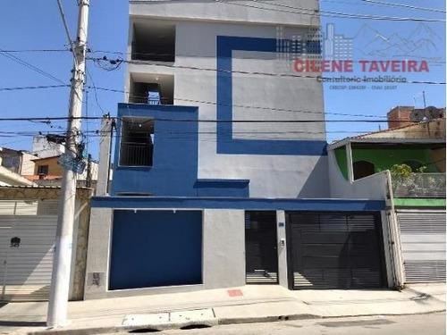 Imagem 1 de 12 de 01446 -  Apartamento 2 Dorms, Cidade Líder - São Paulo/sp - 1446
