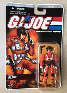 Gi Joe Dtc Lote 3 Figuras Med Alert Cobra Trooper Saw Viper