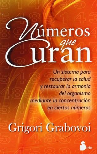 Libro Números Que Curan Grigori Grabovoi En Español   Mercado Libre