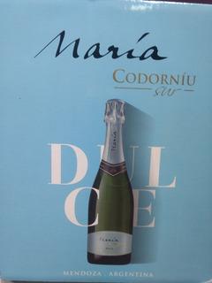 Maria Codorniu Dulce 6 X 750 Envíos