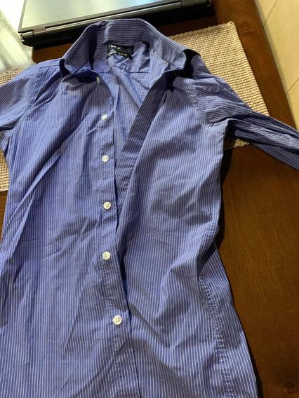 Camisas Casual Manga Larga