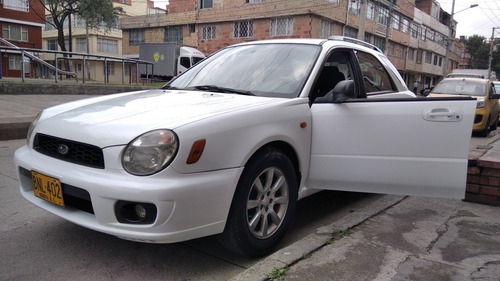 Subaru Impreza 2002 1.6 Ts Awd Gd
