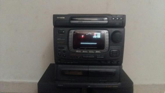 Minisystem Aiwa Modelo Nsx 2200 Barato