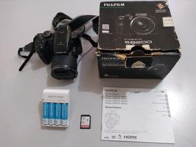 Camera Fujifilme Finepix S8200 Superzoom Semiprofissional