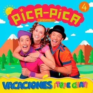 Pica Pica Vacaciones Tope Guay Cd+dvd Nuevo Envio Gratis