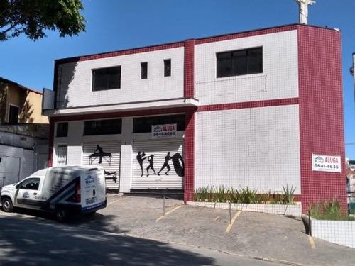 Imagem 1 de 1 de Locação Salão - Vila Parque Jabaquara, São Paulo-sp - Rr3703